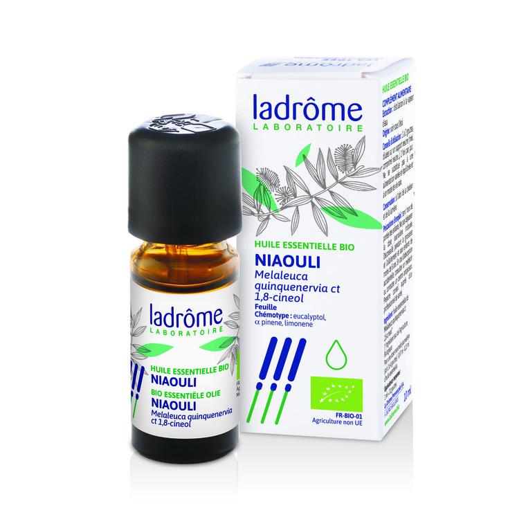 Huile essentielle bio de Niaouli Ladrôme - 10 ml 358911