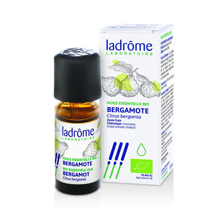 HE Bergamote 10 ml LA DRÔME PROVENÇALE 358921
