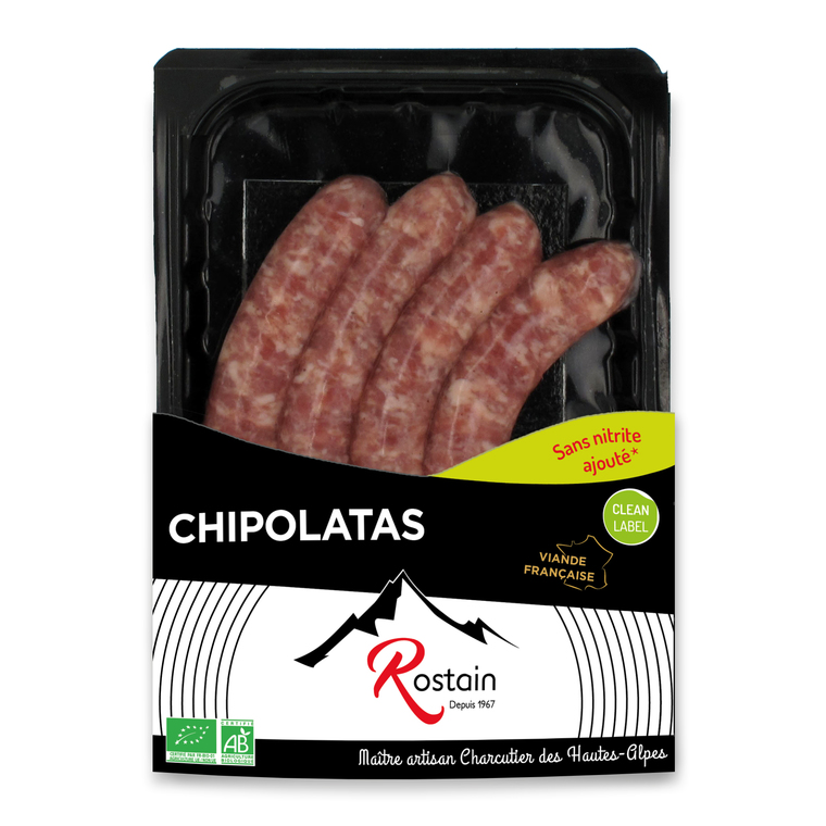 Chipolatas ROSTAIN 359039