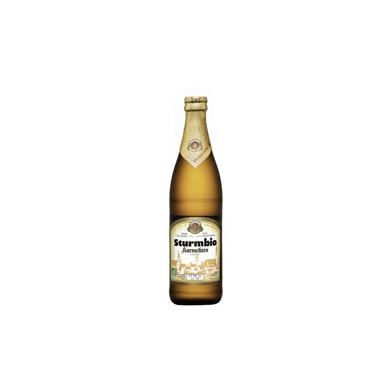 Bière blonde Sturmbio en bouteille - 50 cl 359184