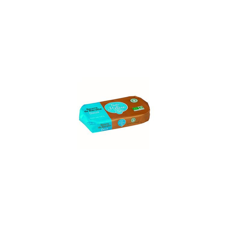 Beurre baratte moulé doux - 125 g 359469
