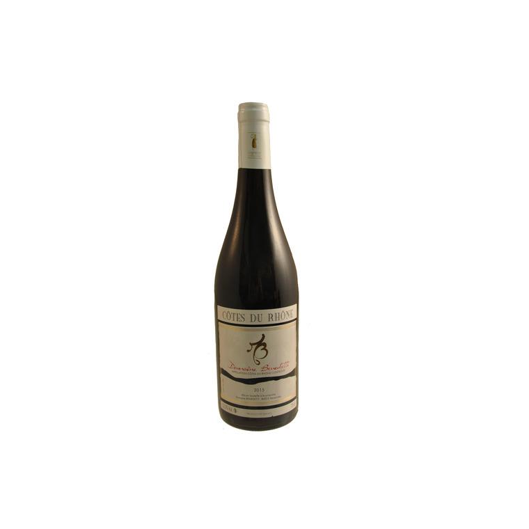 Côtes du Rhône AOC rouge 75 cl 359566