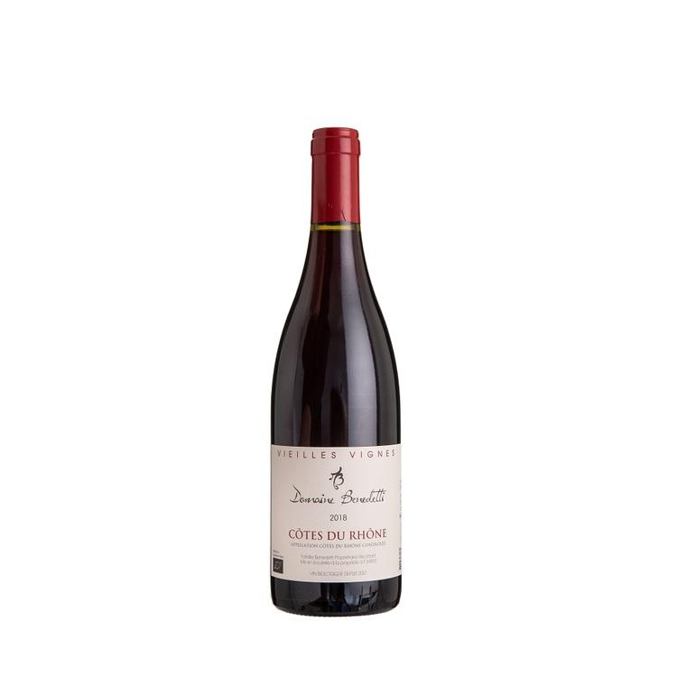 Côtes du Rhône, Vieilles Vignes rouge 75 cl 359567