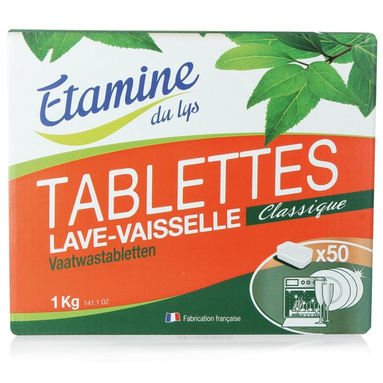 Tablettes lave-vaisselle x 50 359708