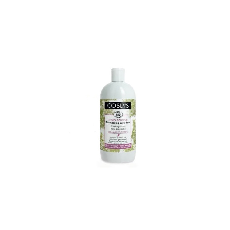 Shampoing cheveux normaux 500 ml COSLYS 359763
