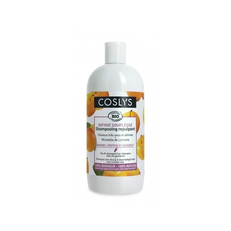 Shampoing cheveux sec 500 ml COSLYS 359766