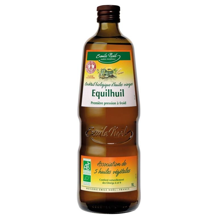 Equilhuil bio en bouteille de 1 L 360032