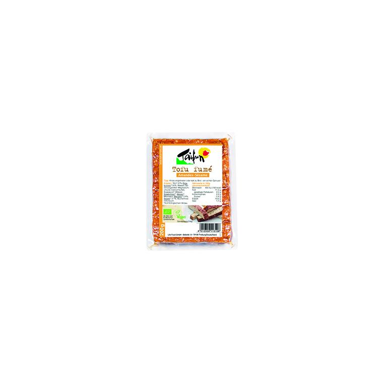 Tofu fumé amandes sésame - 200 g 360628
