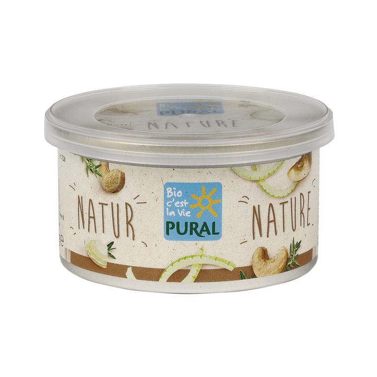Paté végétal nature PURAL 360822