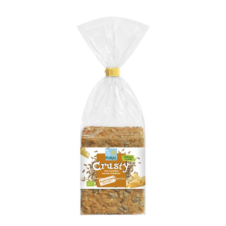 Crusty épeautre au fromage et graines de tournesol 360858