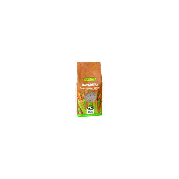 Sucre de canne complet Rapadura - 1 Kg 361250