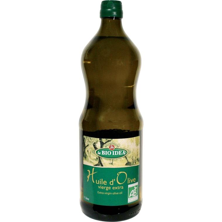 Huile d'olive vierge douce Bio Idea 1l LA BIO IDEA 364097