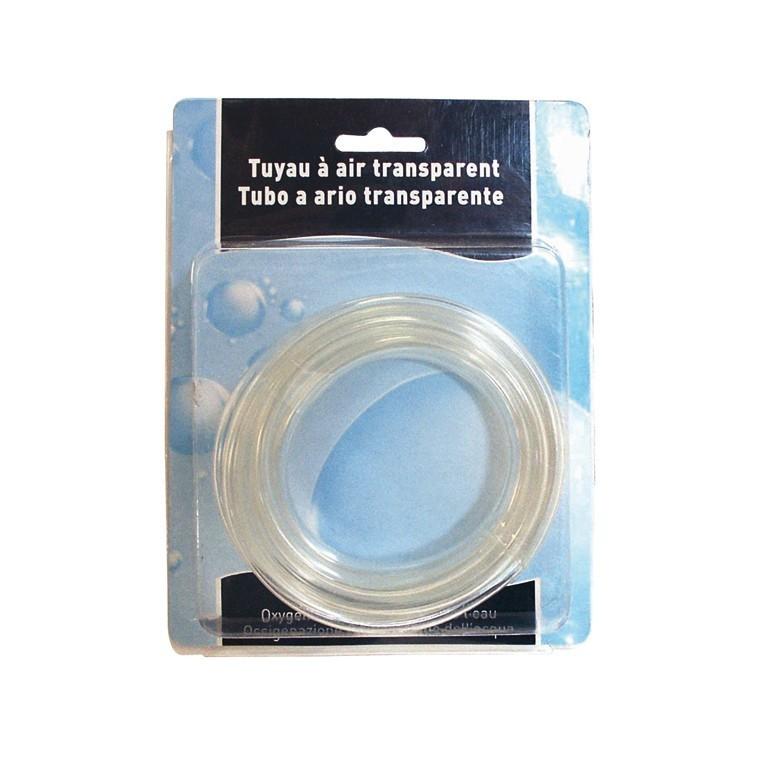 Tuyau pour pompe à air 4/6mm transparent 2,5m