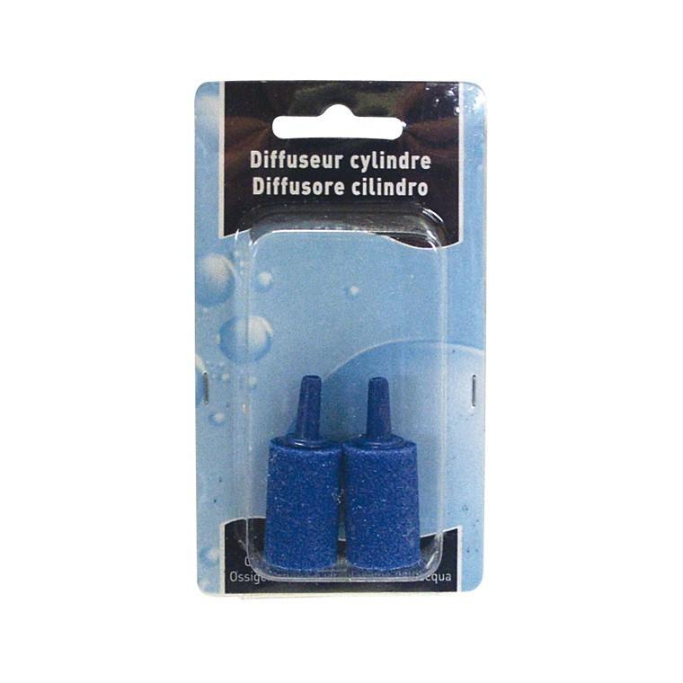 Diffuseur aquarium cylindre 22mm x2 Hauteur total 40 mm Hauteur partie diffuseur  24 mm        Diam 15 mm 365988