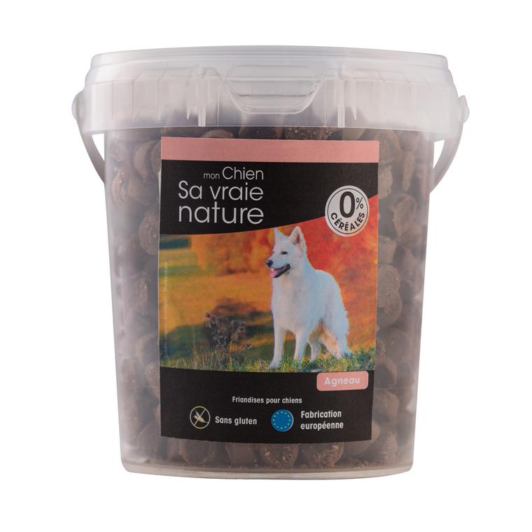 Friandises Sa vraie nature chien - agneau - 500 g 366616