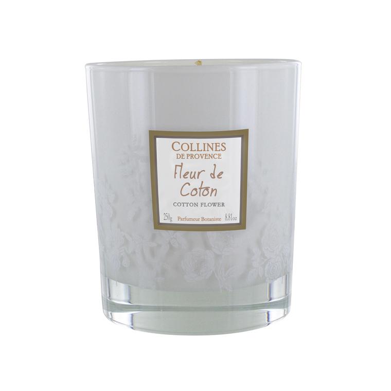 Bougie Parfumée à la Fleur de coton – 250 gr 366839