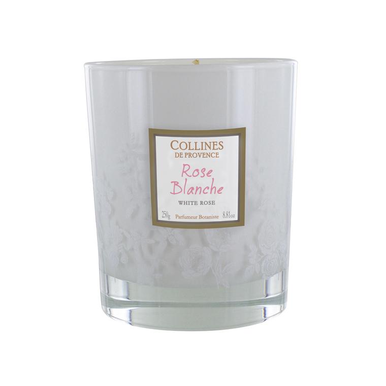 Bougie Parfumée à la Rose Blanche – 250 gr 366843
