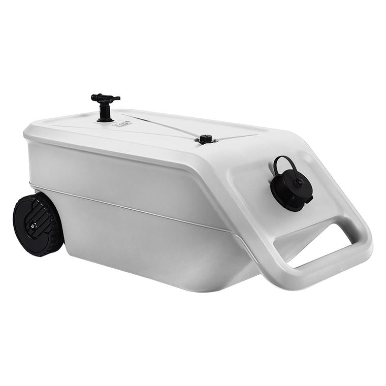 Récupérateur d'eau nomade de 55L – beige 367513