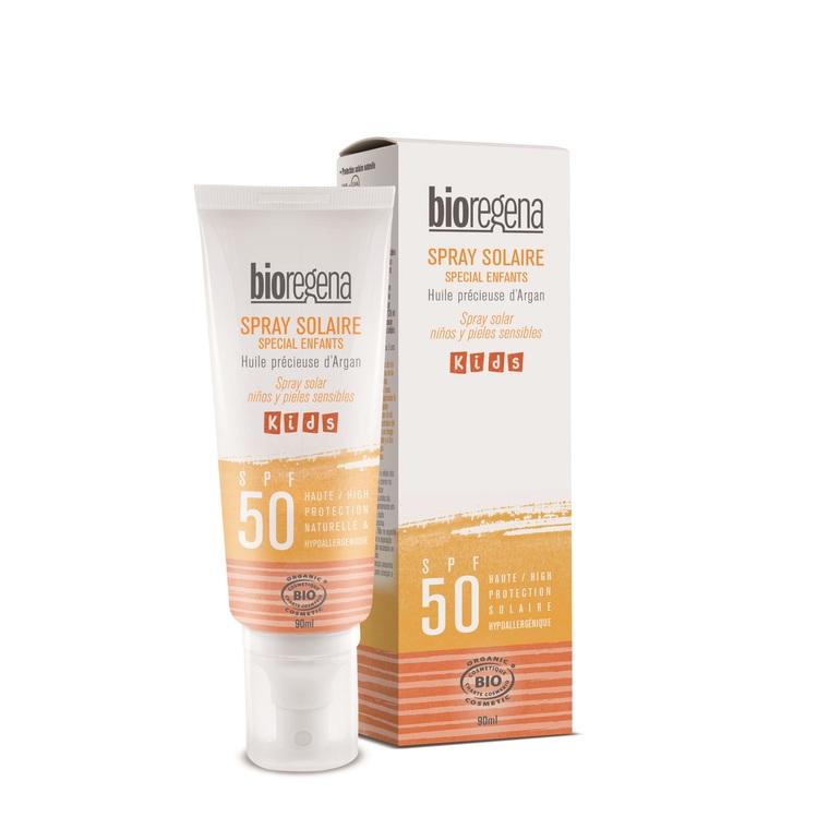 Spray solaire SPF50 Kids Bioregena – 90 ml 648741
