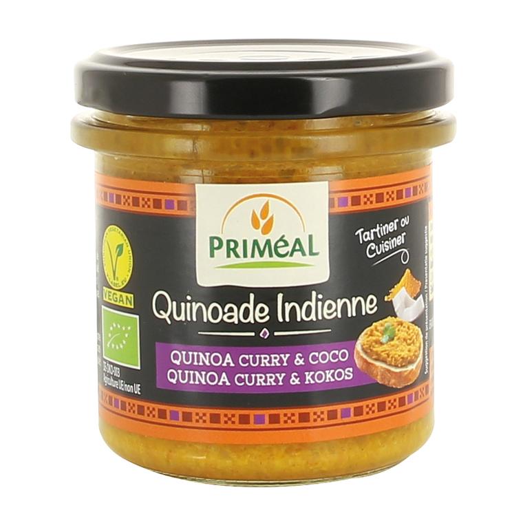 Quinoade indienne bio en pot de 140 g 371370