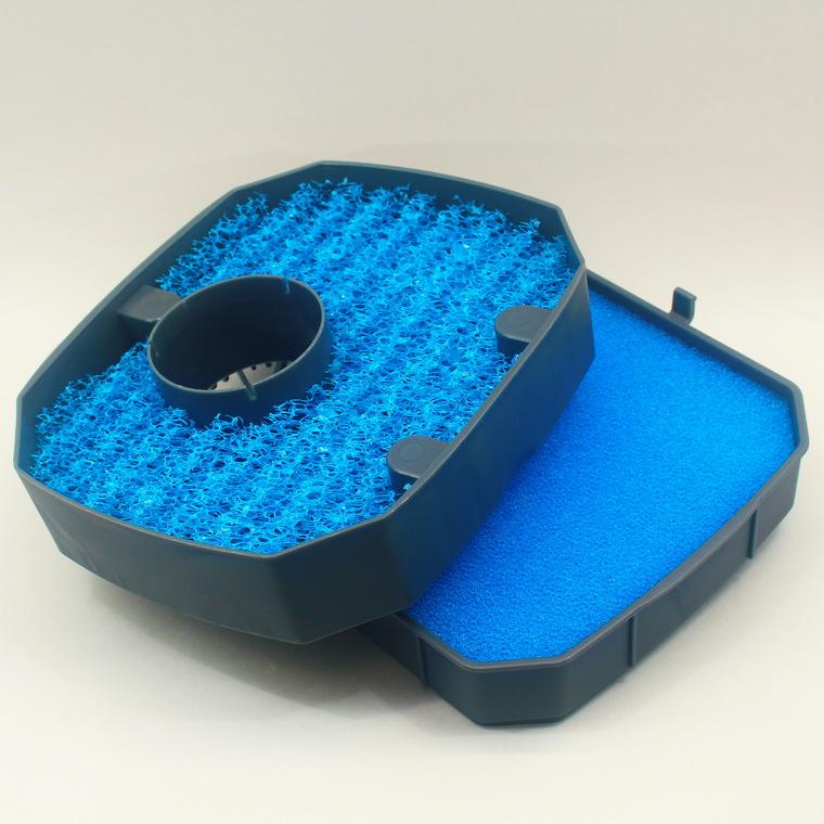 Combi filter basket II pour cristalprofi e15/1901-2 gris 372987