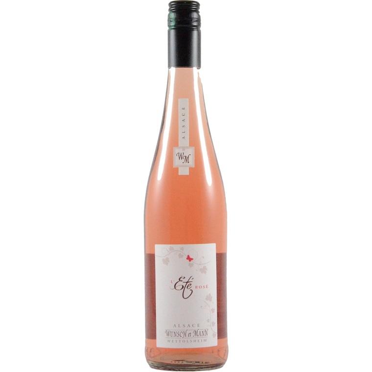 Vin rosé bio pinot noir Été 75 cl 373793