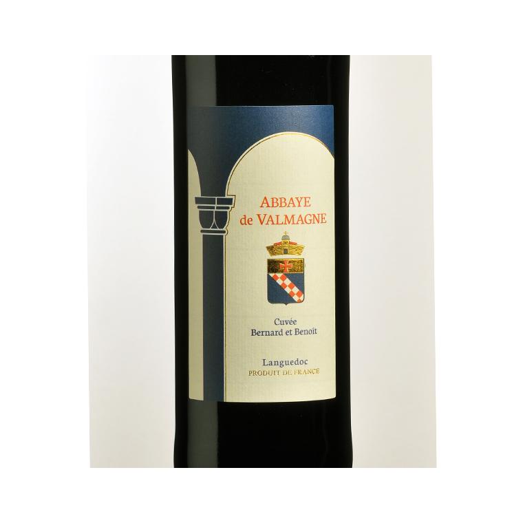 Coteaux du Languedoc AOC, Bernard et Benoit rouge 75 cl 37383