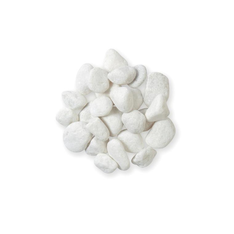 Seau de Galets Blancs 3,5 Kg 37410