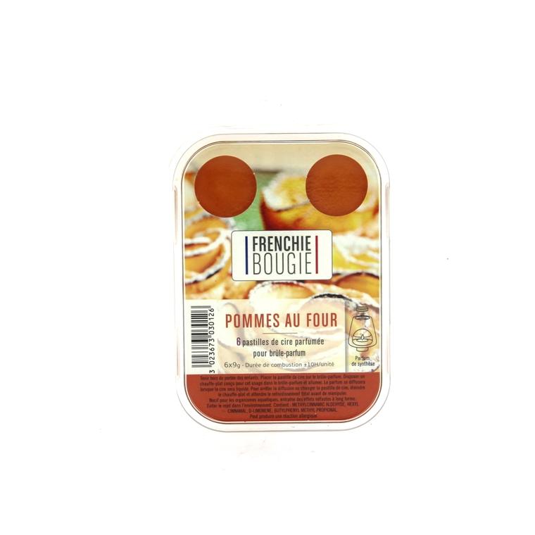 Pastilles de cire parfumée Pommes au Four x 6 374441