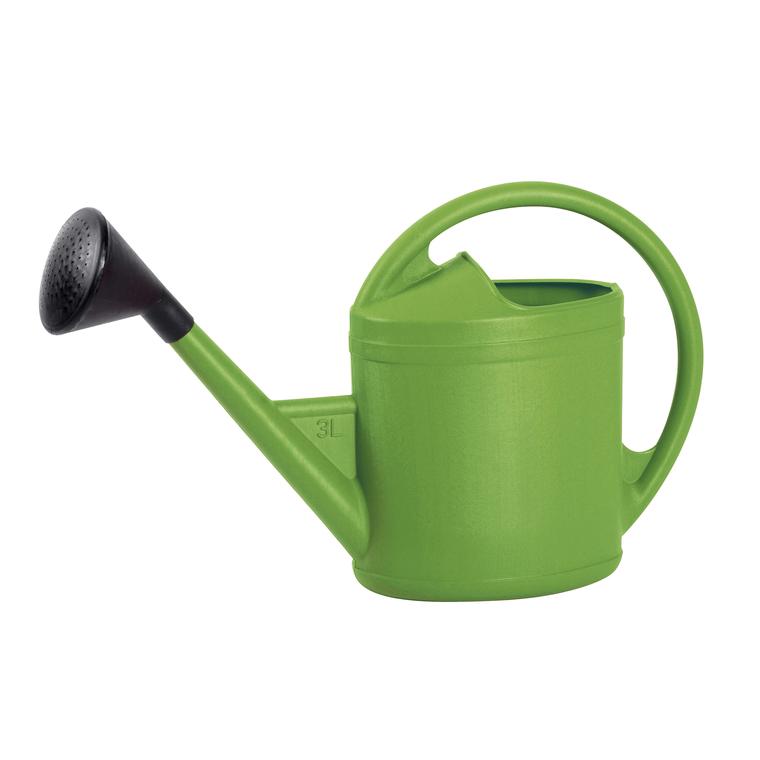 Arrosoir ovale parisien couleur vert matcha – 3L 375061
