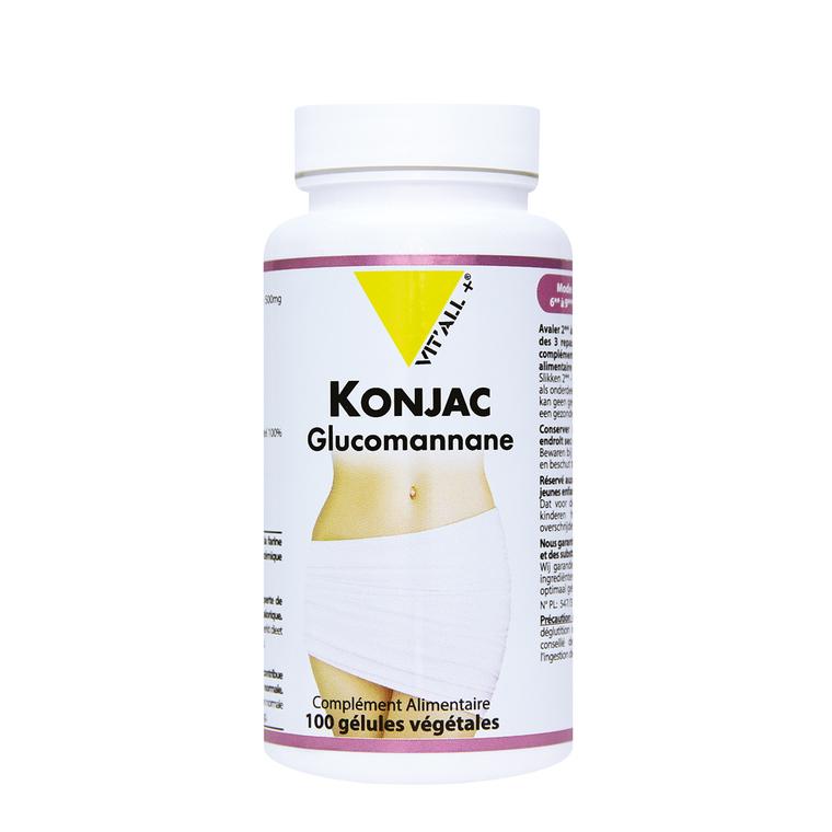 Konjac en boite de 500 mg 375467