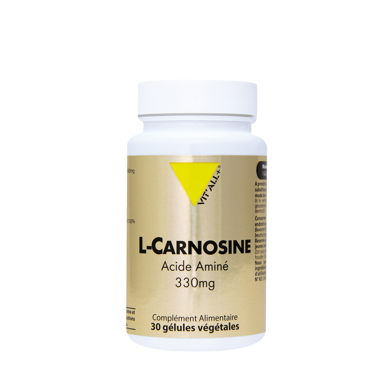 L-Carnosine en boite de 330 mg 375503