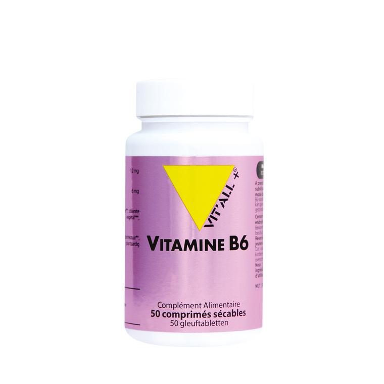 Vitamine B6 en boite de 50 comprimés 375504