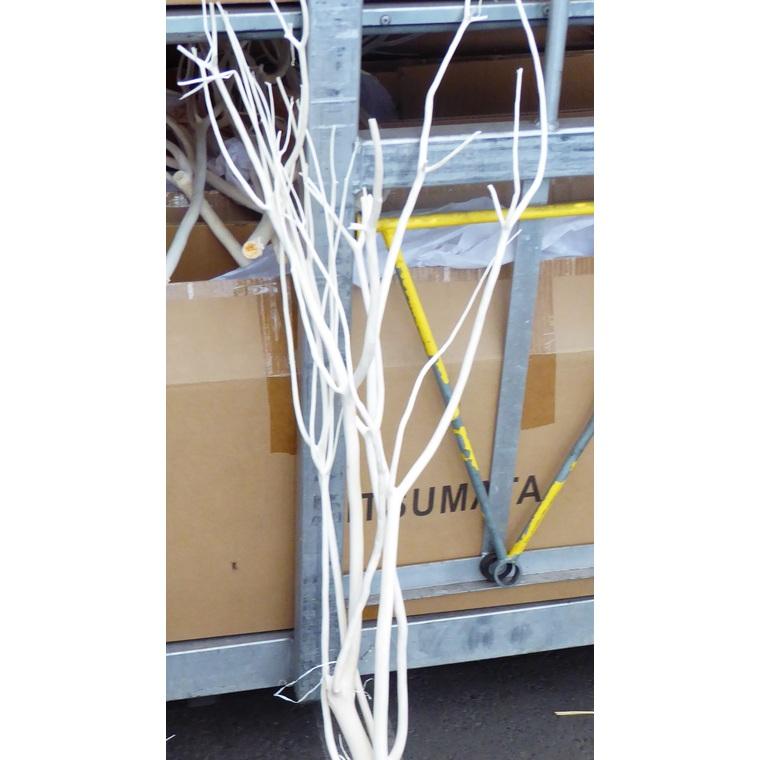 Branches de Mitsuma blanc x3. 3 branches de 115 cm 379110