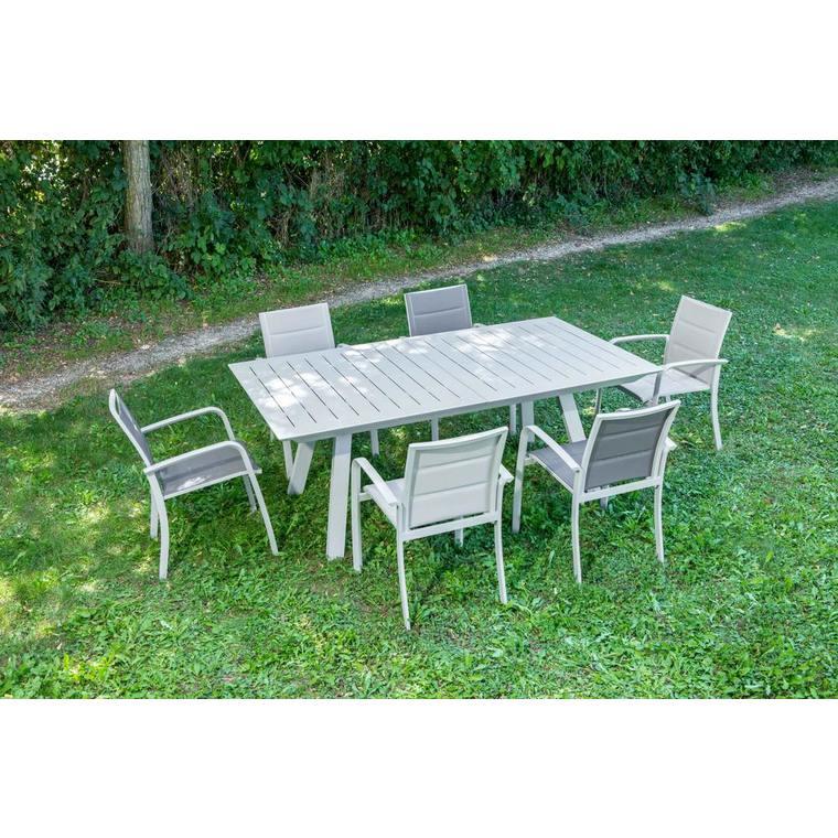 Table Adonis extensible grand modèle 379126