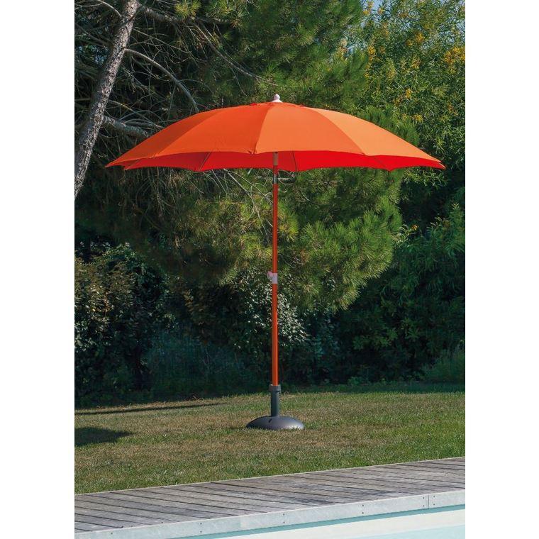 Parasol Arc-En-Ciel orange 379178