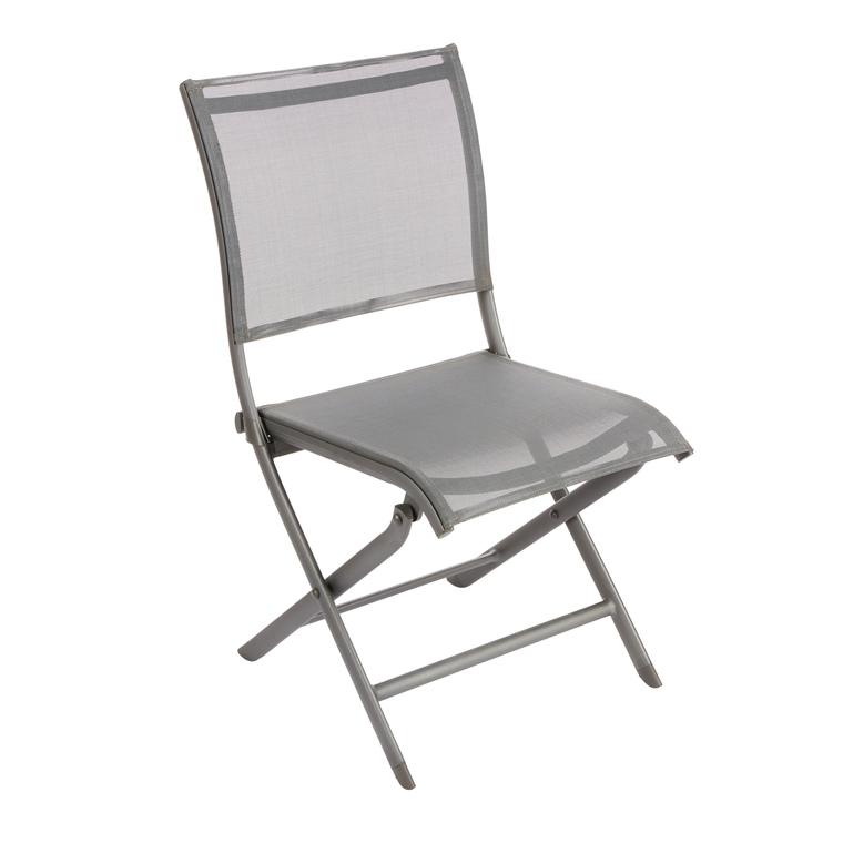 Chaise Elégance gris 379189