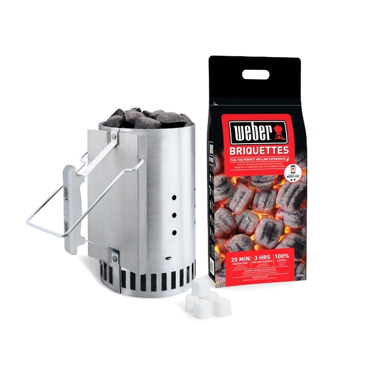 Barbecue Master-Touch GBS avec kit cheminée Weber® inclus 379313