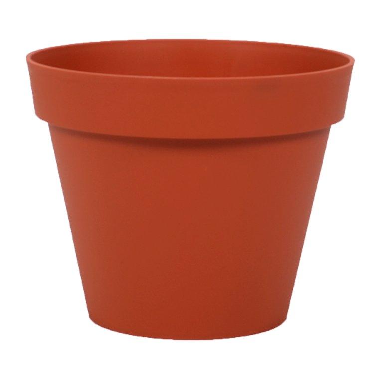Pot gamme Toscane orange Ø 20 cm 379371