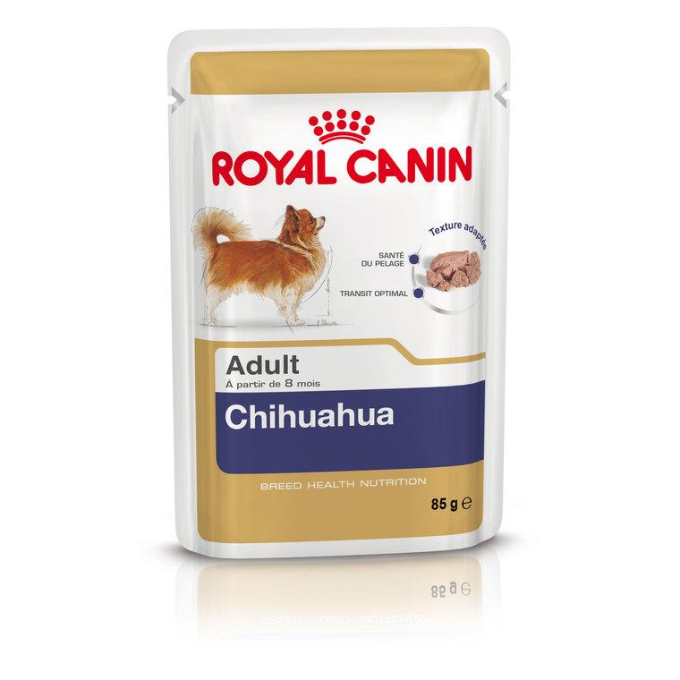 Sachet de nourriture pour Chihuahua Adulte Royal Canin - 85 gr 379423