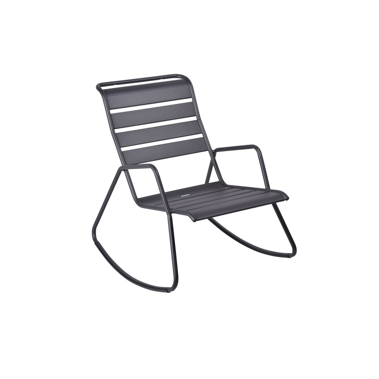 Rocking chair Monceau noir 379746