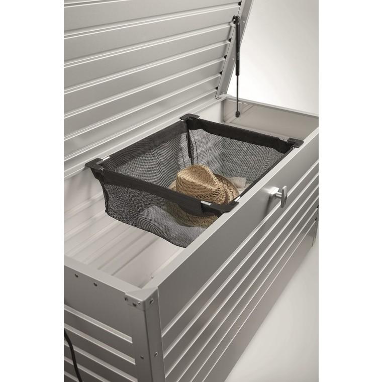 Panier de rangement pour loungebox et coffre 68,5x67x20 cm 382415