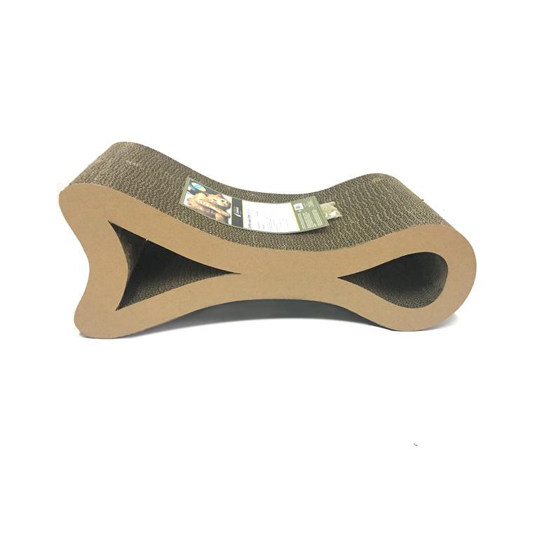 Griffoir pour chat Scratcher 8 Ramp 50x22,5x20 cm 385484