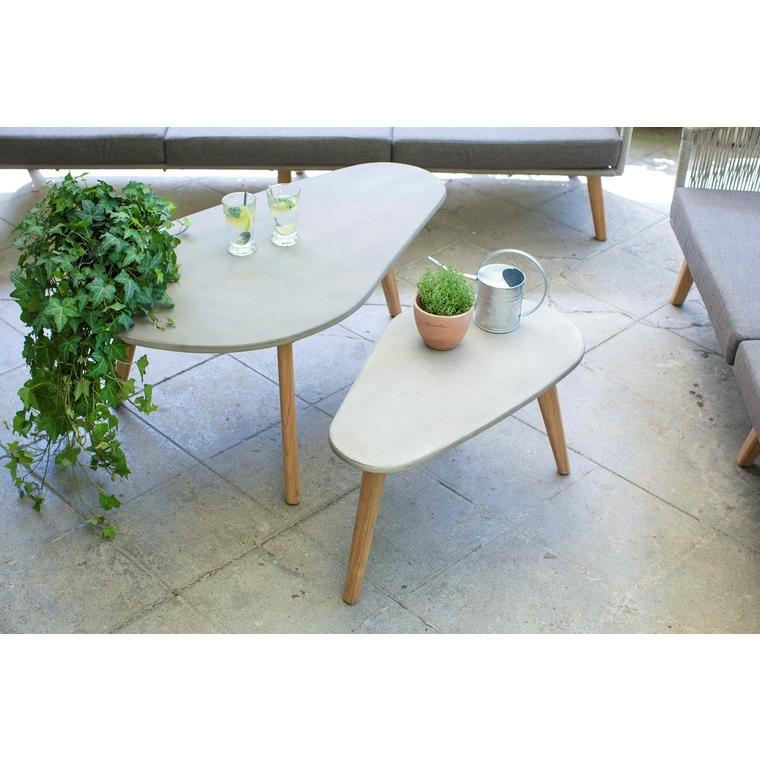 Table basse Orchis grand modèle 386918
