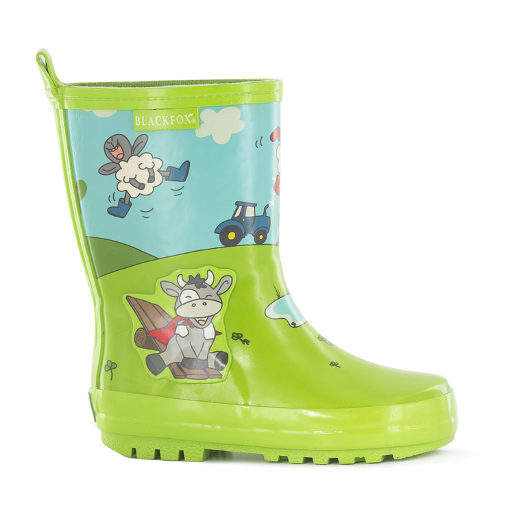 Bottes Country vert taille 25 388093