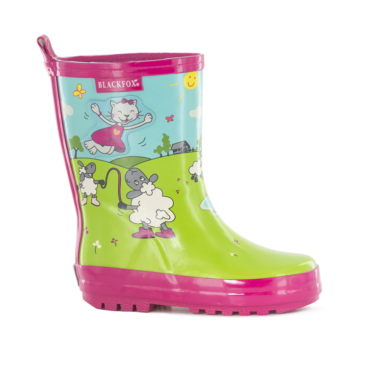 Bottes Country rose taille 25 388104