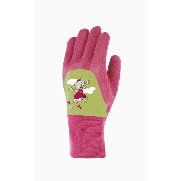 Gants Country rose taille 4 388125