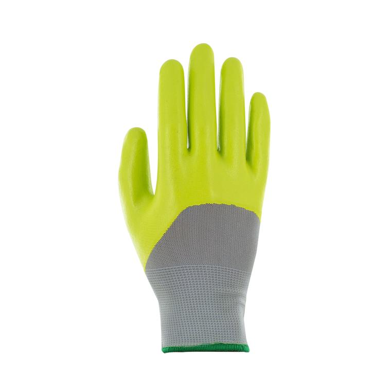 Gants de plantation coloris Vert clair Taille 8 388153