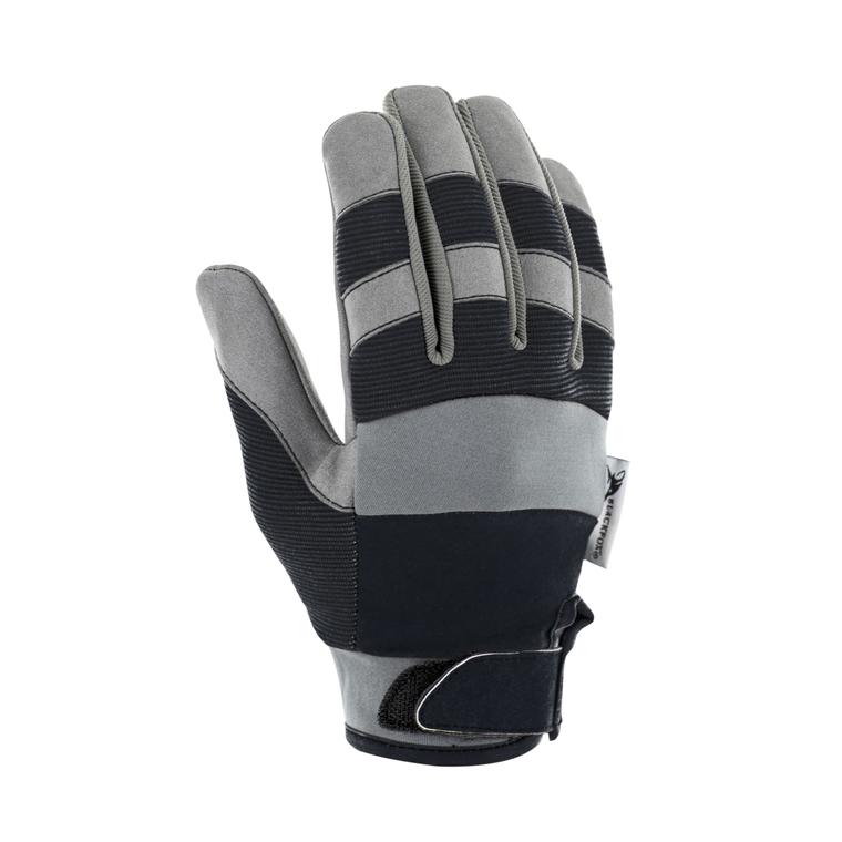 Gants Confort coloris Noir en polyamide élasthanne Taille 10 388171