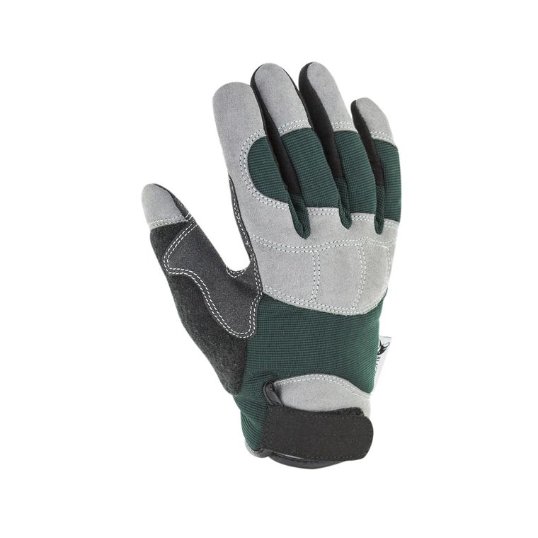 Gants Strong coloris Vert doublés polaire Taille 10 388178